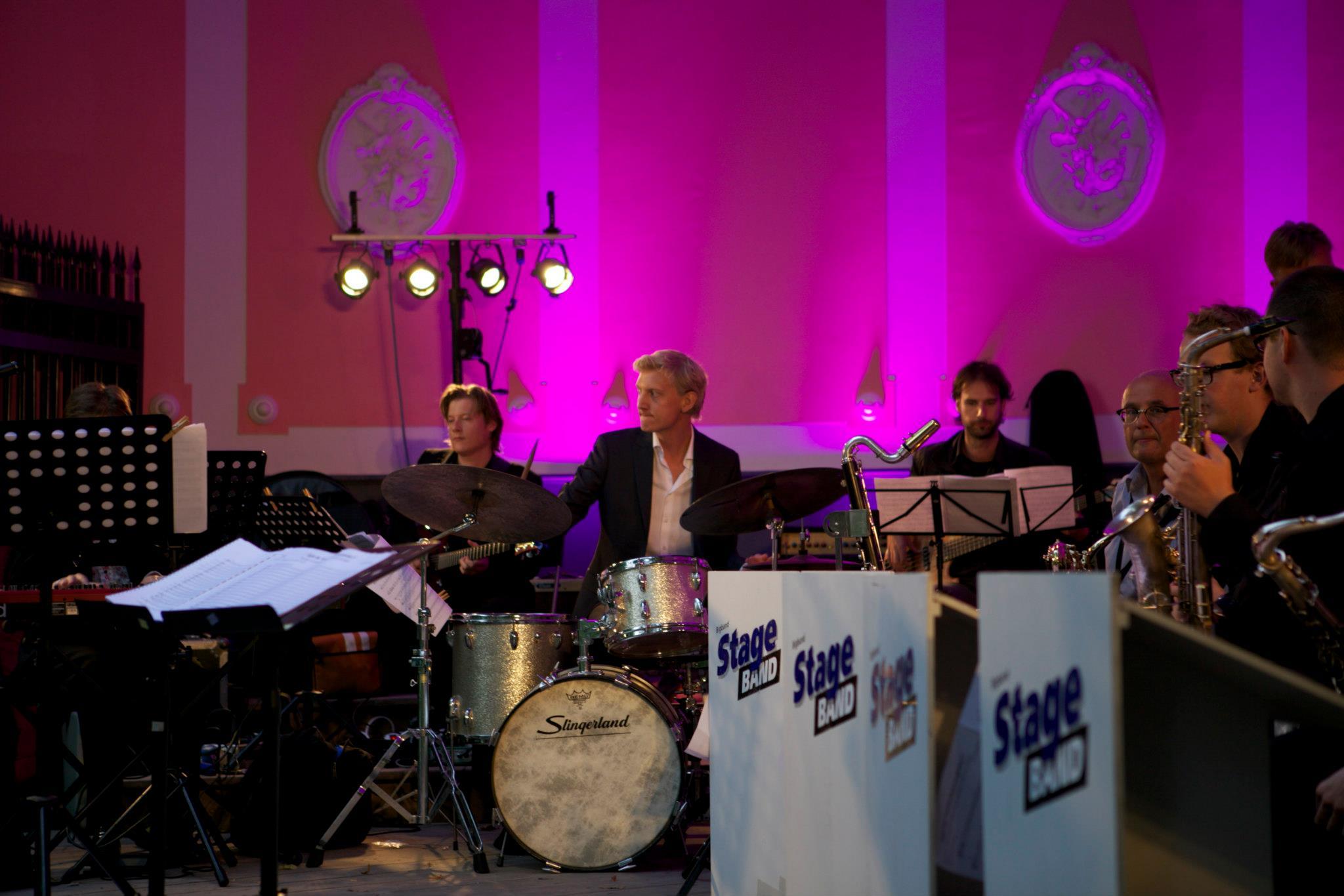 Stageband meets New European Jazz Collective