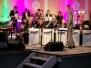 Stageband meets New European Jazz Collective, Prinsentuin, Leeuwarden