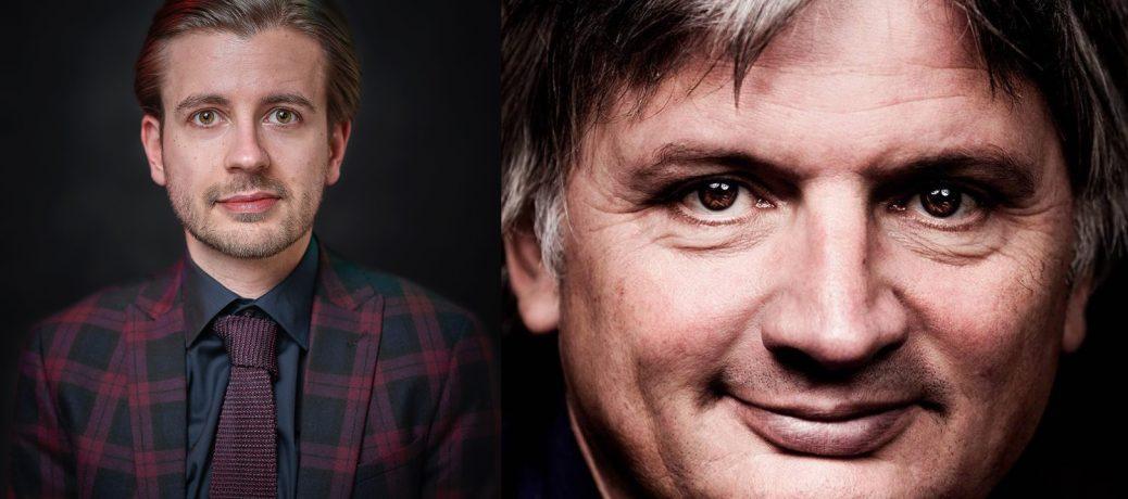 Stageband – Tony Hoyting meets Frits Landesbergen
